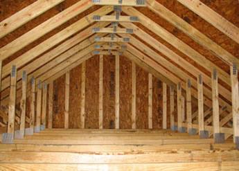 Trusses Precision Truss Amp Lumber Inc